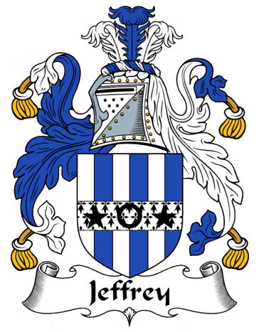 Jeffrey Coat of Arms